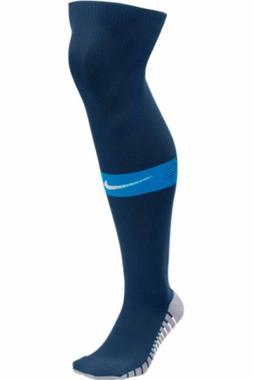 Nike Team Matchfit Soccer Socks – Midnight Navy/Game Royal