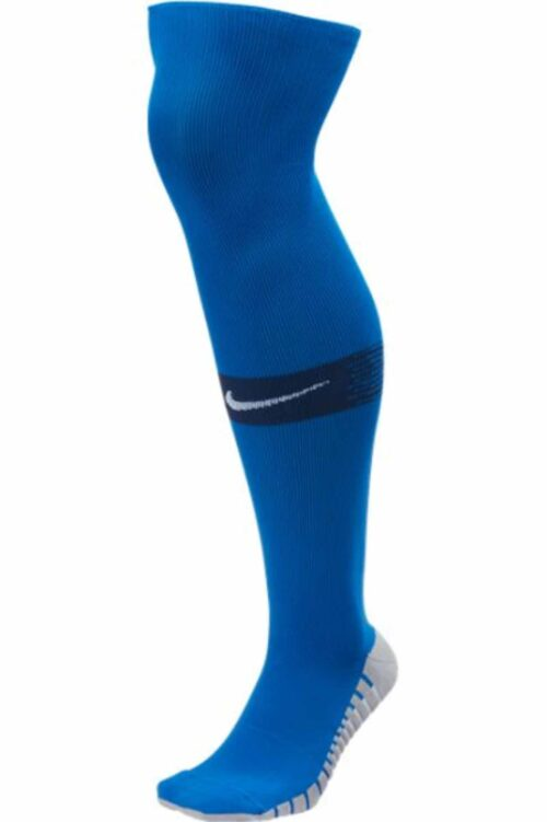 Nike Team Matchfit Soccer Socks – Royal Blue/Midnight Navy