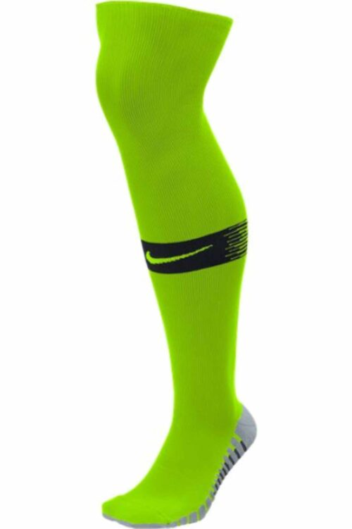 Nike Team Matchfit Soccer Socks – Volt/Black