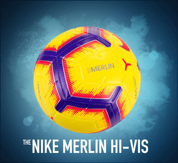 Nike Merlin Hi-Vis Match Ball