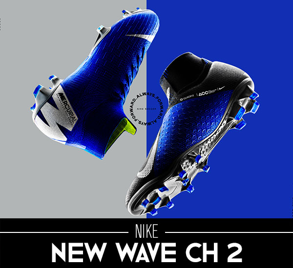 Nike New Wave Chapter 2 Shoes