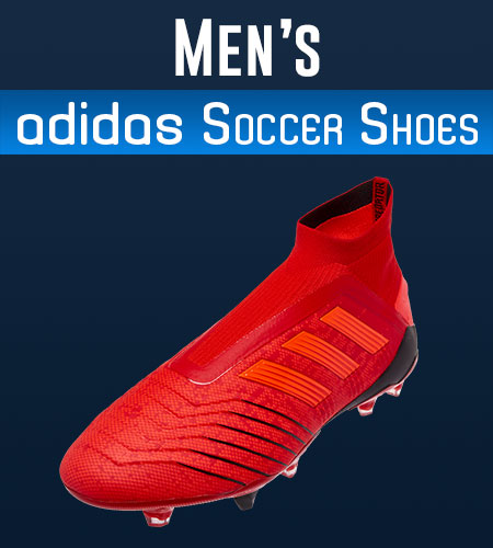 Men's adidas® Soccer Cleats