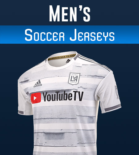 Men's Soccer Jerseys