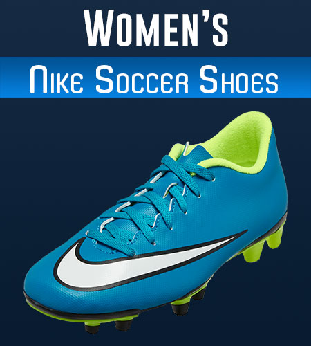 Women's Nike® Soccer Cleats