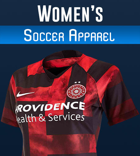 Women's Soccer Apparel