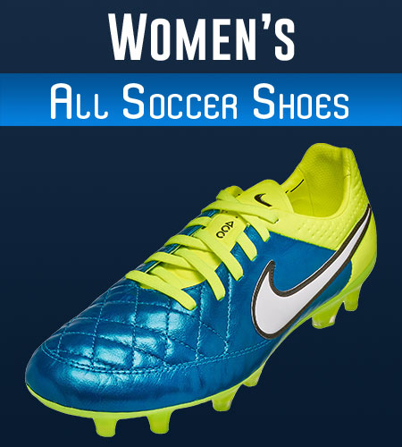 Women's Soccer Shoes