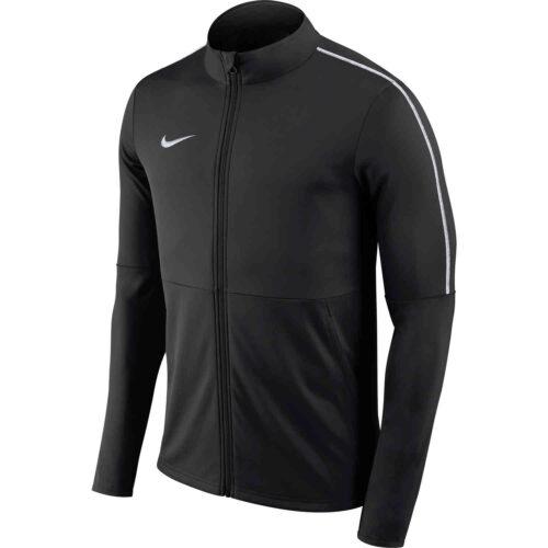 Kids Nike Park18 Track Jacket – Black
