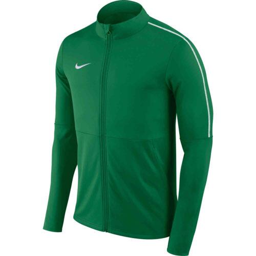 Kids Nike Park18 Track Jacket – Pine Green
