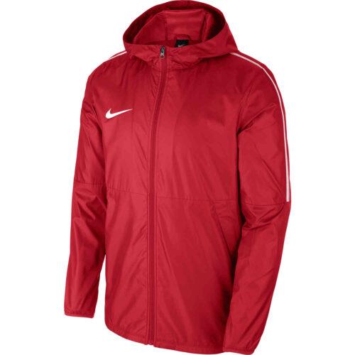 Kids Nike Park18 Rain Jacket – University Red