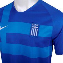 new concept ae539 cae50 Nike Greece Away Jersey 2018-19 - SoccerPro
