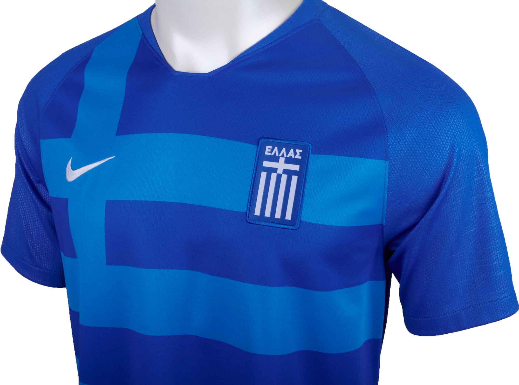 1e59d62e9 Nike Greece Away Jersey 2018-19 - SoccerPro