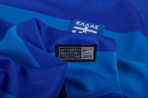 Nike Greece Away Jersey 2018-19