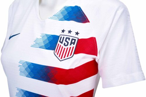 Nike USA Home Match Jersey – Womens 2018-19 NS