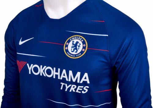 Nike Chelsea Home L/S Jersey 2018-19