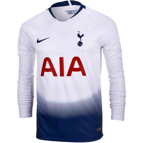 Nike Tottenham Home L/S Jersey 2018-19