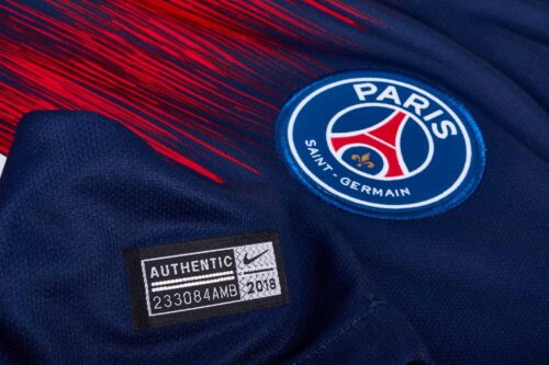 Nike PSG Home L/S Jersey 2018-19