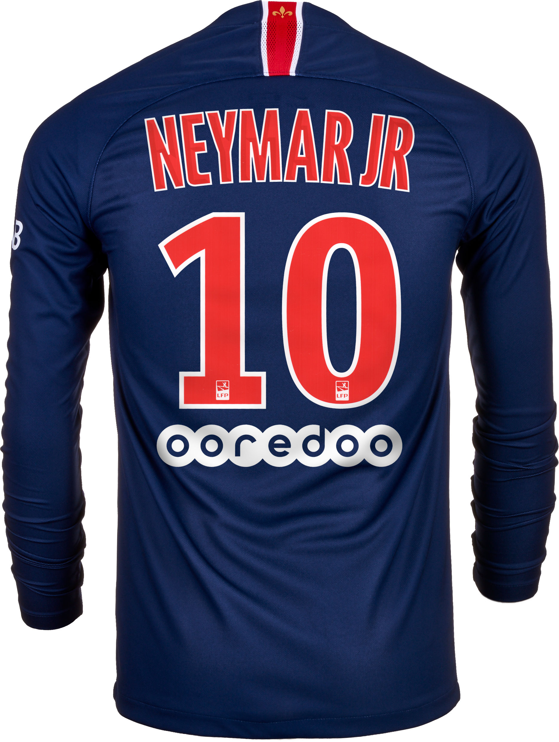 quality design 23f9f 8e1c5 Nike Neymar Jr. PSG Home L/S Jersey 2018-19 - SoccerPro