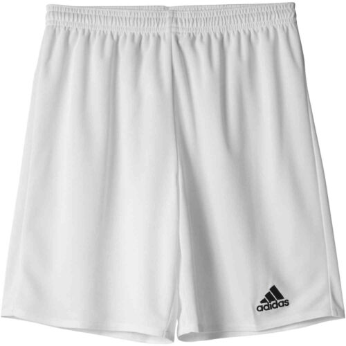 Kids adidas Parma 16 Shorts – White