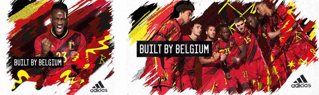 adidas belgium home jersey