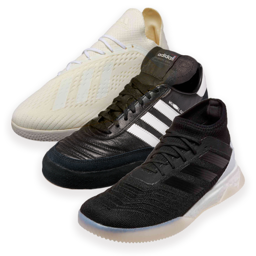 addidas Mens Indoor Shoes