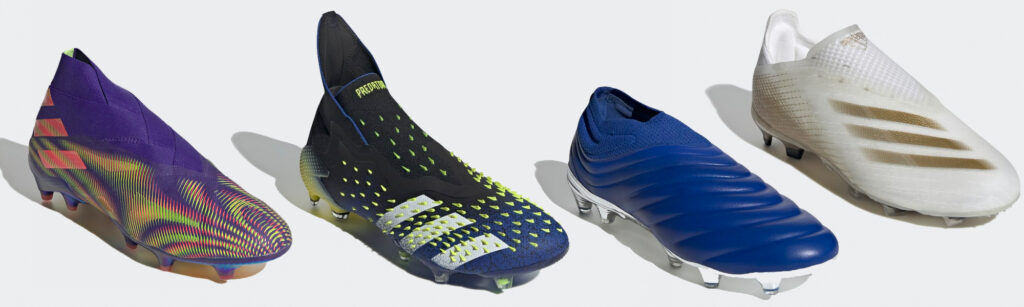adidas soccer shoes category page