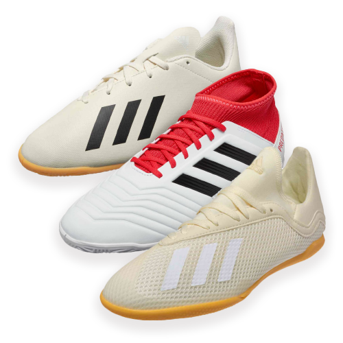 addidas Youth Indoor Shoes