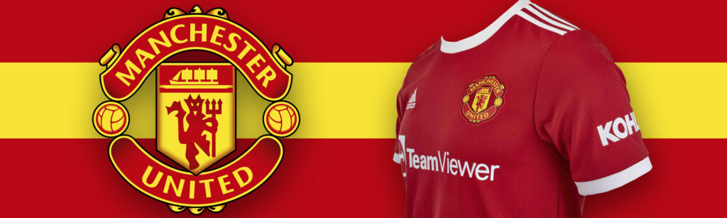 adidas Manchester United Home Soccer Jersey