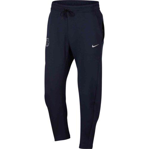 Nike Barcelona Techfleece Pants – Obsidian