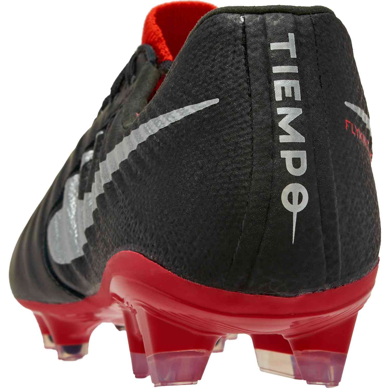 sports shoes 5b2ce 64fe6 Nike Tiempo Legend 7 Elite FG - Black/Metallic Silver/Light ...