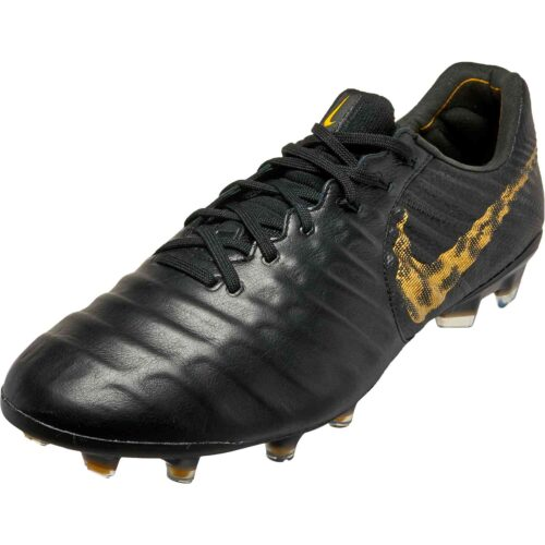 timeless design 90349 02e82 Nike Tiempo Legend 7 Elite FG – Black Lux