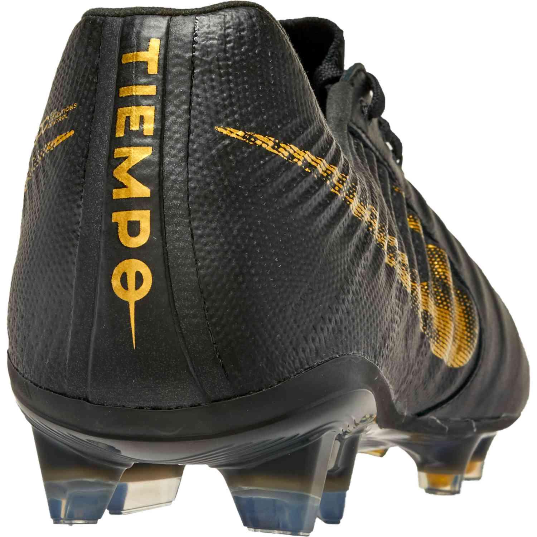 b3f42efa9 Nike Tiempo Legend 7 Elite FG - Black Lux - SoccerPro