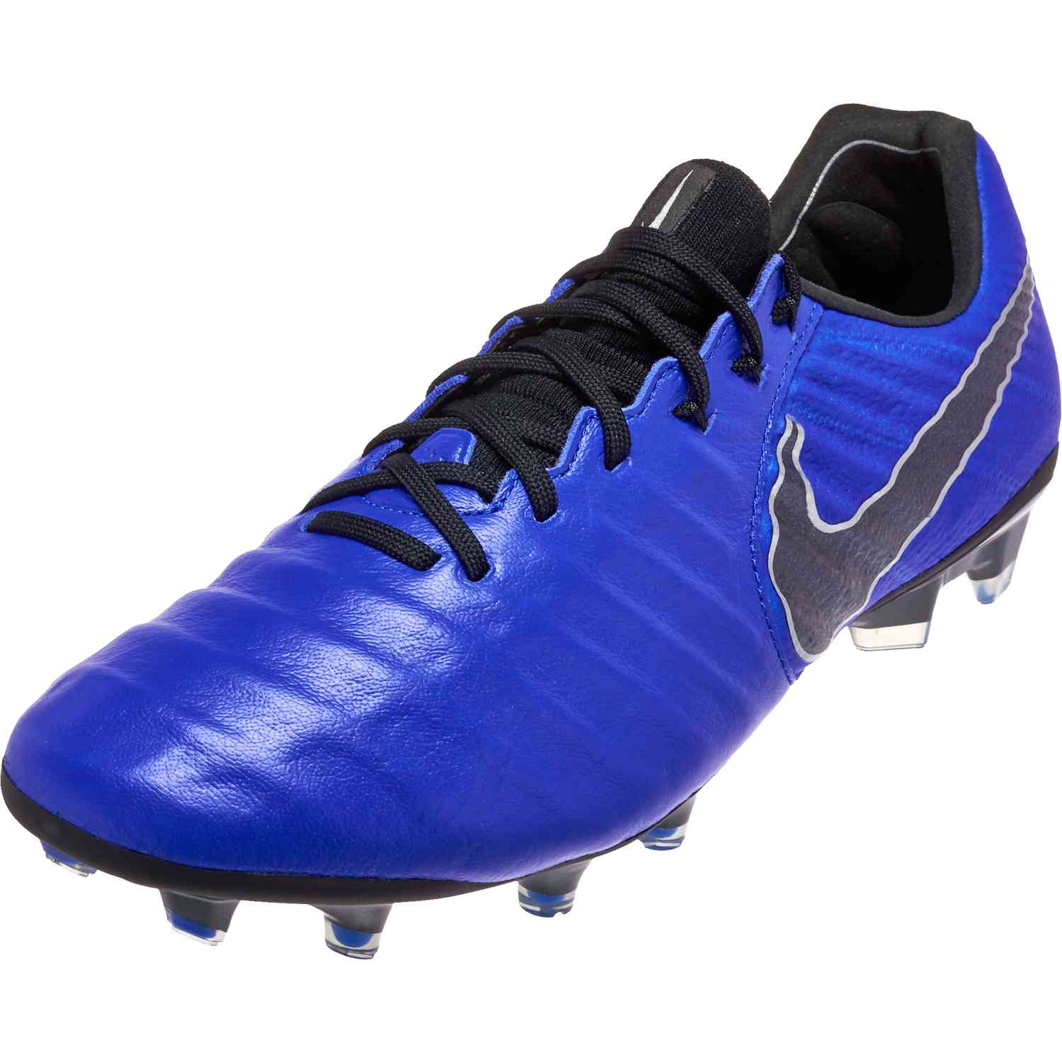 cheap for discount 48330 d59f5 Nike Tiempo Legend 7 Elite FG - Racer Blue/Black/Metallic ...