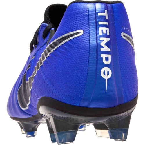 Nike Tiempo Legend 7 Elite FG – Racer Blue/Black/Metallic Silver