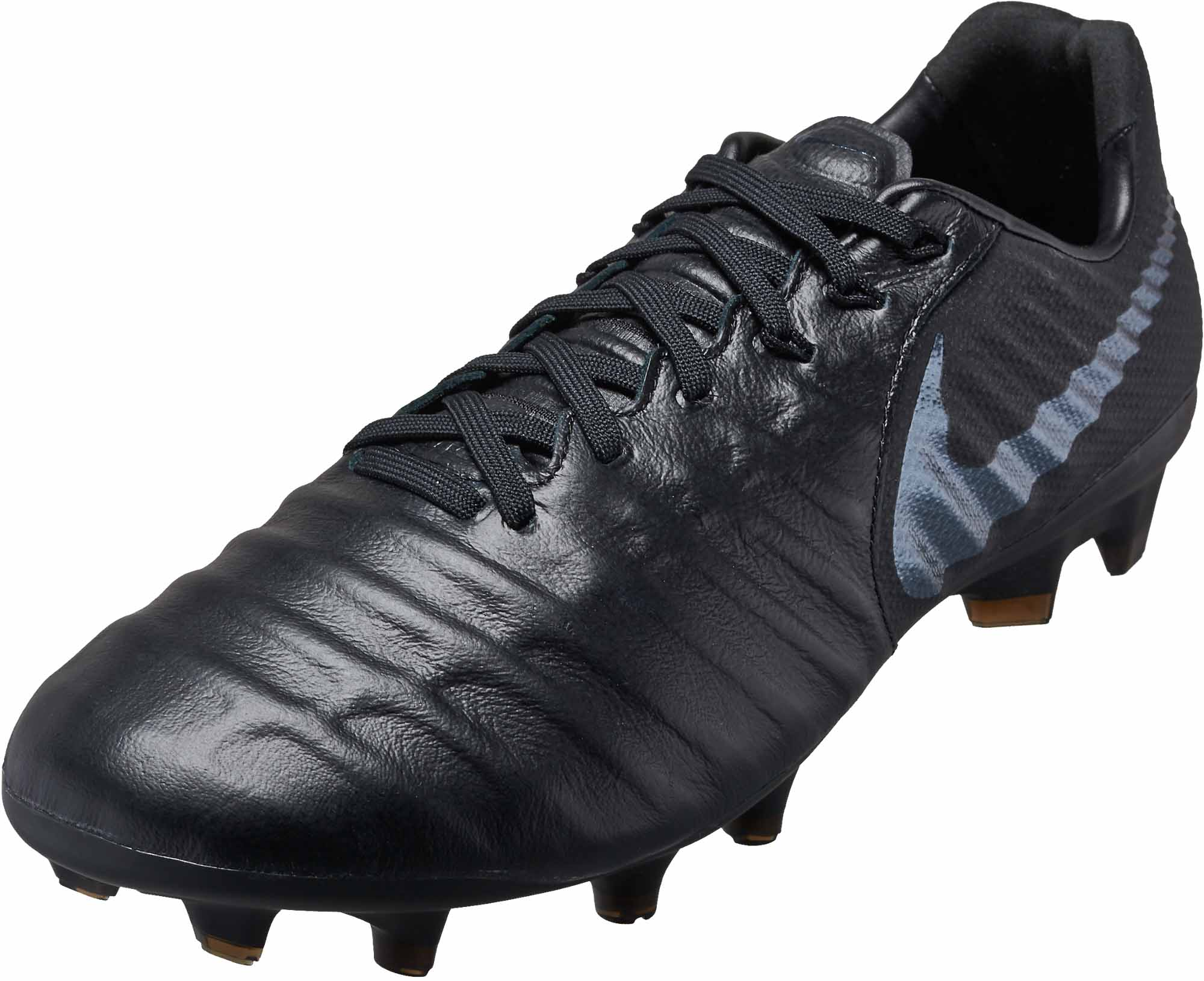 Nike Tiempo Legend 7 Pro FG - Black Black - SoccerPro f0523923de4f