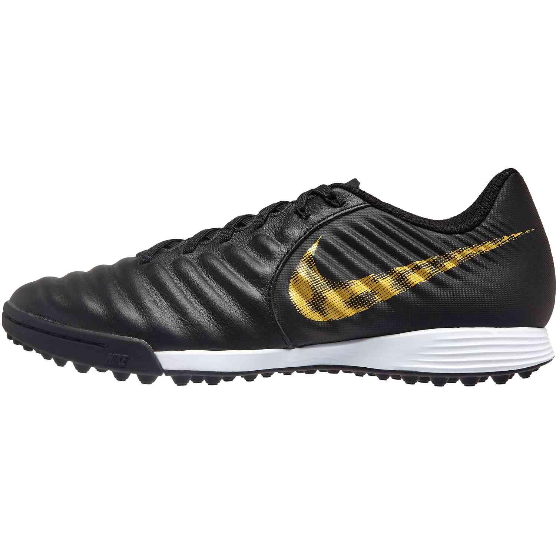 8a9c61b1e Nike Tiempo Legend 7 Academy TF - Black Lux - SoccerPro