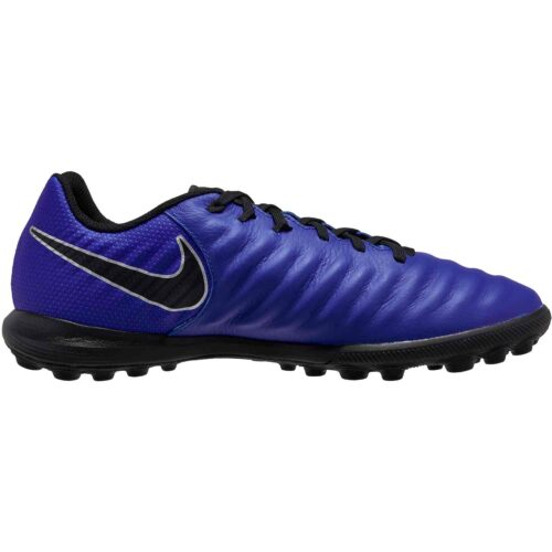 Nike Tiempo LegendX 7 Pro TF – Racer Blue/Black/Metallic Silver