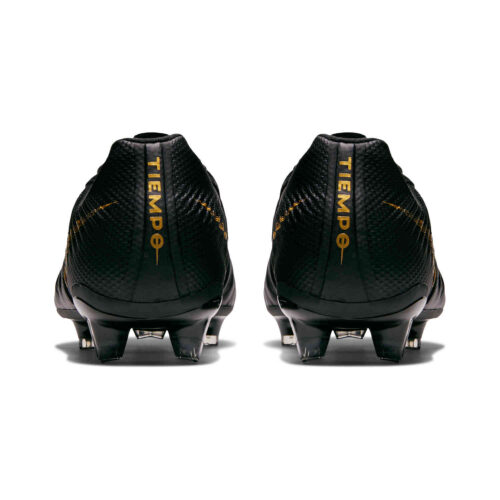 Kids Nike Tiempo Legend 7 Elite FG – Black Lux