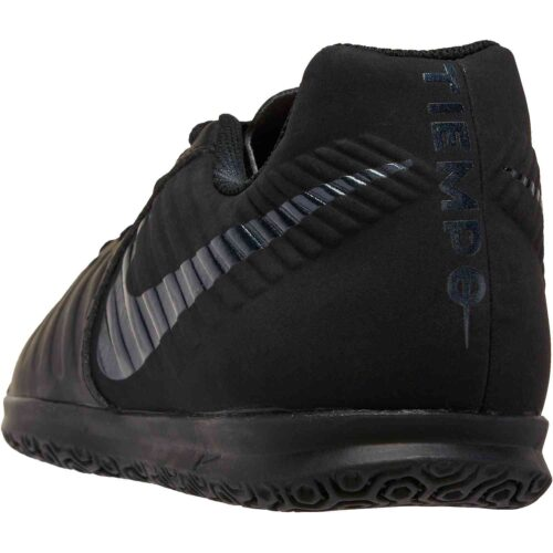 Nike Tiempo LegendX 7 Club IC – Youth – Black/Black