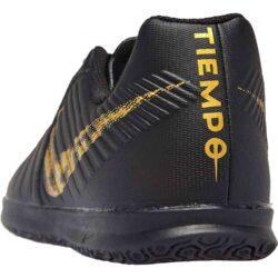 premium selection db273 da4ab Kids Nike Tiempo Legend 7 Club IC - Black Lux - SoccerPro