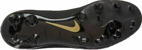 Nike Hypervenom Phantom III Academy DF FG – Black/Metallic Vivid Gold