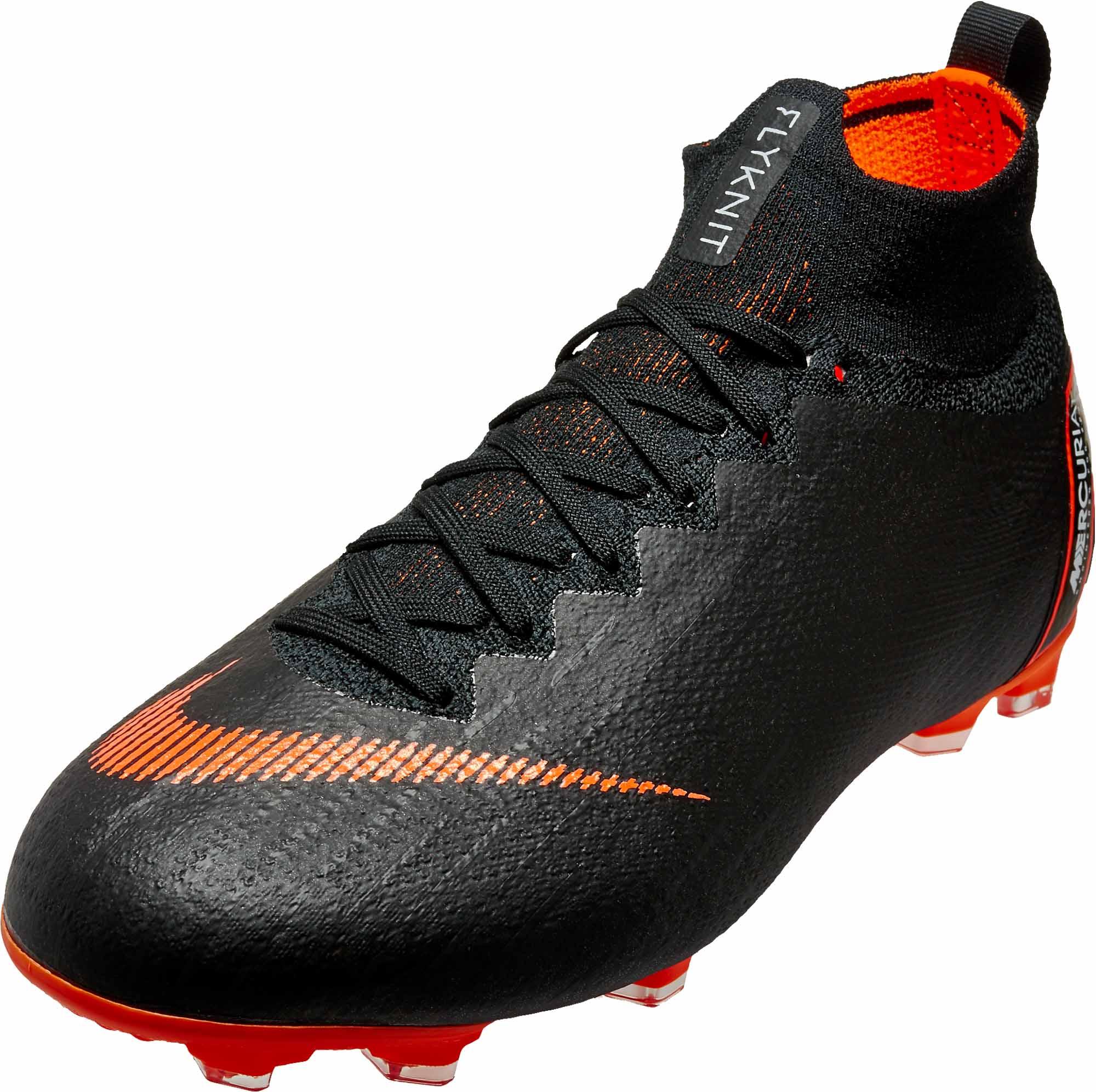 2a2fd4a7727 Nike Kids Superfly 6 Elite FG- Youth Nike Soccer Cleats