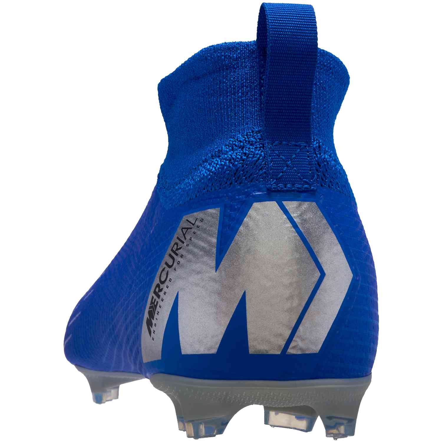 c63e1332a Nike Mercurial Superfly 6 Elite FG – Youth – Racer Blue/Metallic  Silver/Black
