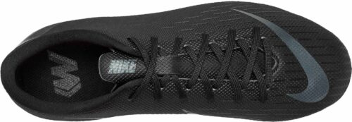 Nike Mercurial Vapor 12 Academy MG – Youth – Black/Black