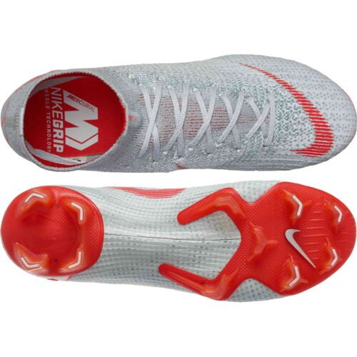 Nike Superfly 6 Elite FG – Wolf Grey/Light Crimson/Pure Platinum