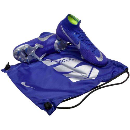 Nike Mercurial Superfly 6 Elite FG – Racer Blue/Metallic Silver/Black