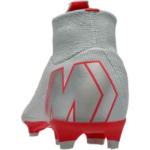 Nike Superfly 6 Pro FG – Wolf Grey/Light Crimson/Pure Platinum