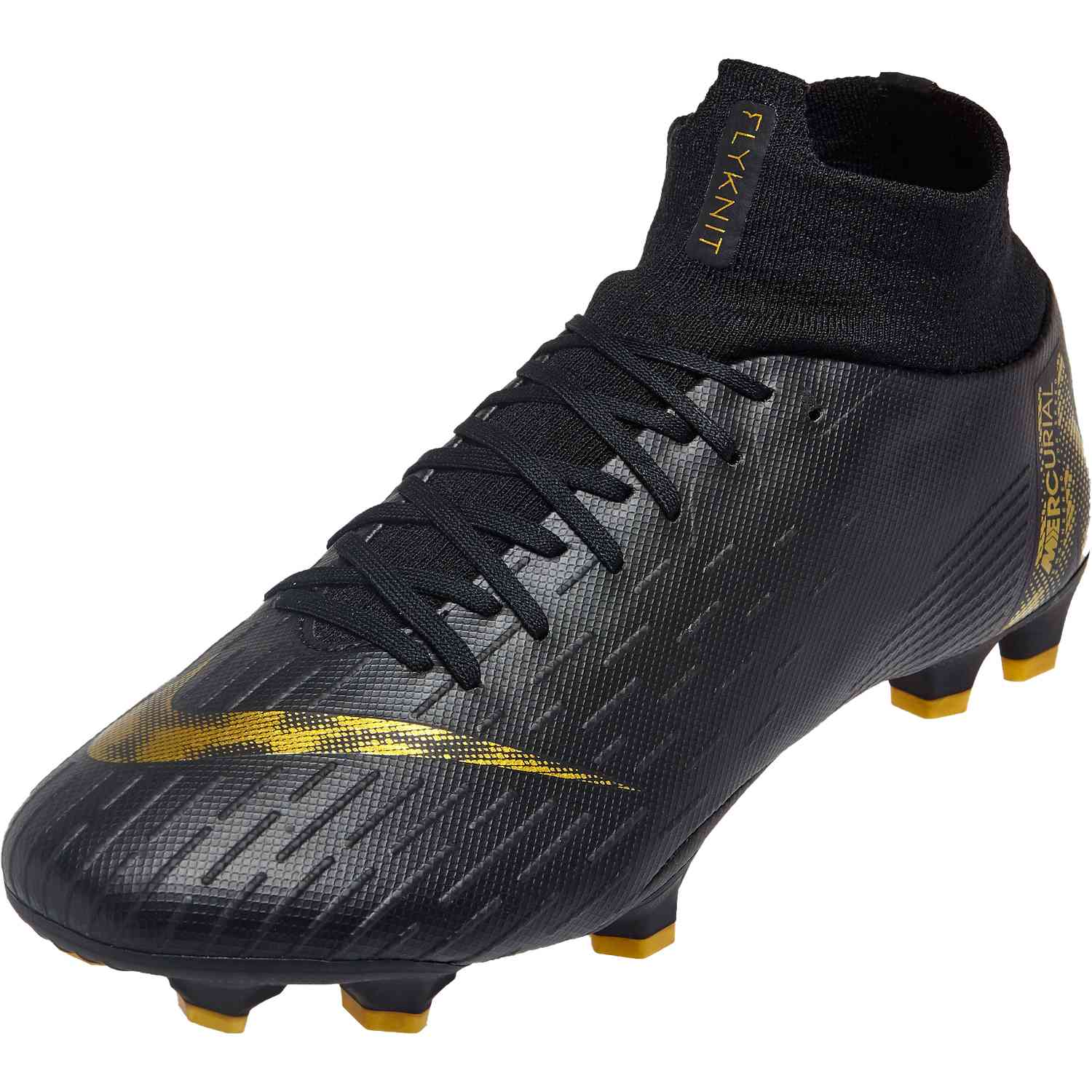 newest 6292b 77a98 Nike Mercurial Superfly 6 Pro FG – Black Lux