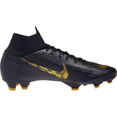 Nike Mercurial Superfly 6 Pro FG – Black Lux