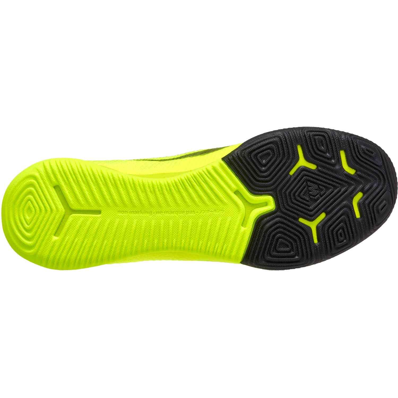 86916f3bbcc Nike Mercurial SuperflyX 6 Elite IC - Volt Black - SoccerPro