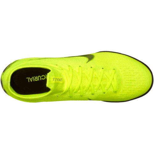 Nike Mercurial SuperflyX 6 Elite TF – Volt/Black